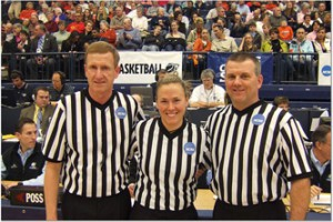 NBA Referee & NCAA Referees