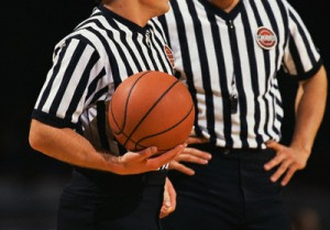 NBA Officiating